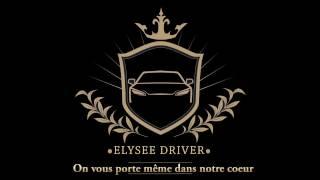 Elysee Driver votre chauffeur privé a Paris