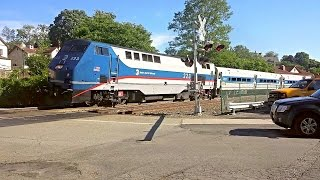 Metro North destroys Peekskill