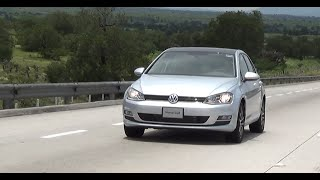 Volkswagen Golf 2015 MKVII : Prueba de manejo