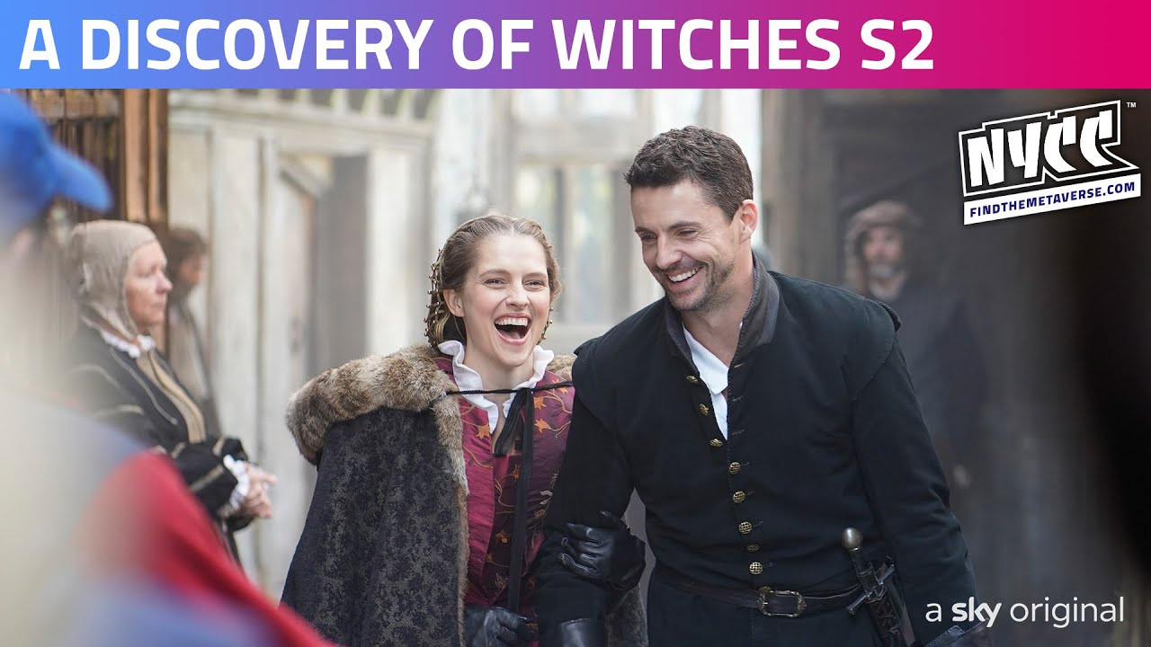 A Discovery of Witches Season 2 | Behind The Magic