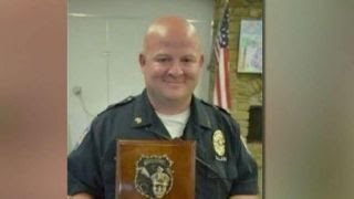 Indiana police officer gunned down responding to car crash