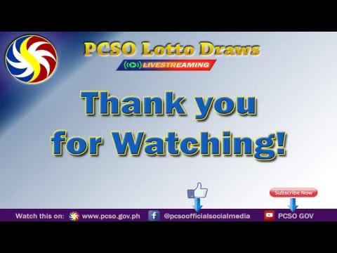[LIVE] PCSO Lotto Draws - June 21, 2018 9:00PM - YouTube