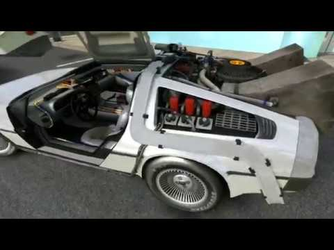 Hill Valley VR – Windows Mixed Reality via Edge – Back to the Future