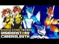 VEEMON - ALL Champion DIGIVOLUTIONS (DIGIMON STORY: Cyber Sleuth)!