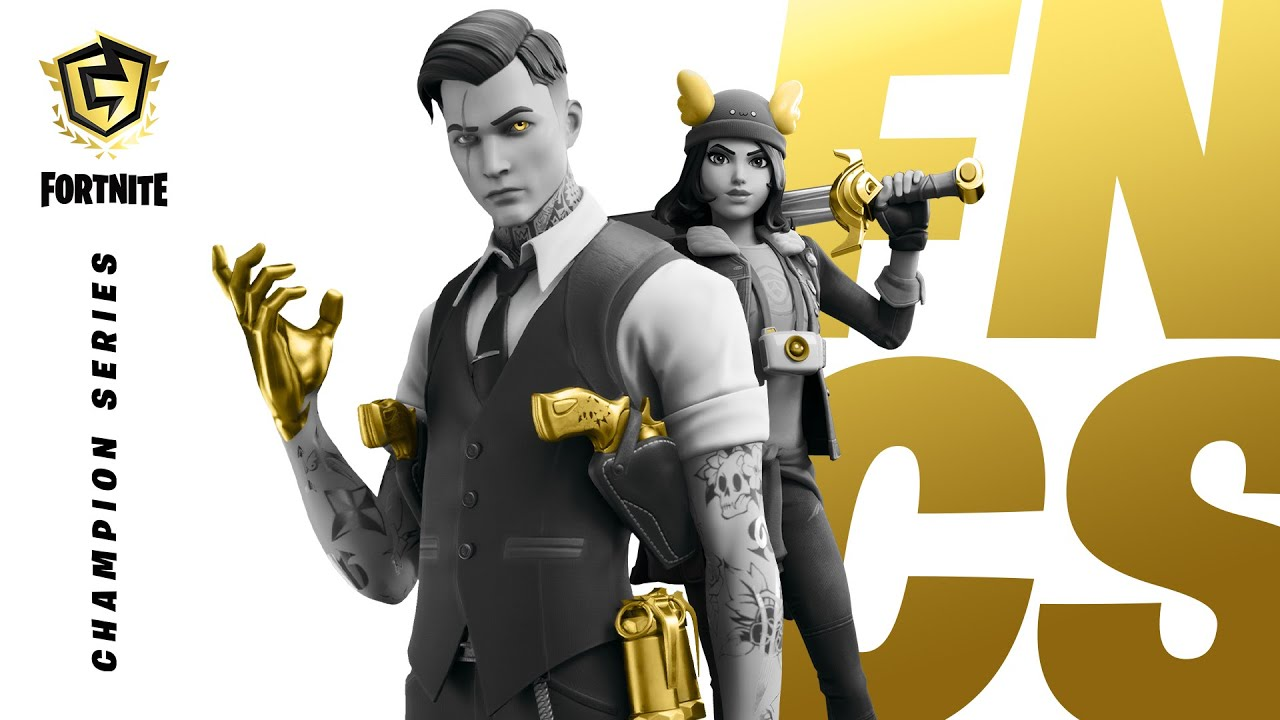 Fortnite Champion Series Chapter 2 Season 2 Announcement Youtube