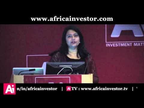 Sneha Shah, MD, Thomson Reuters Sub-Saharan Africa, opens the Ai CEO Investment Summit 2015