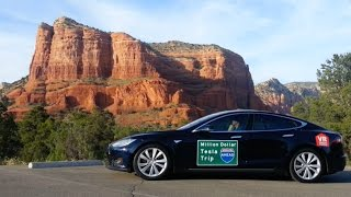 I've Been Everywhere - In a Tesla - Best Road Trip Car Ever