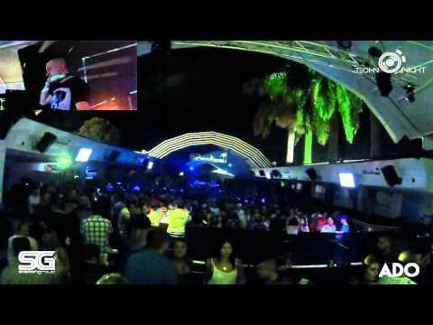 DJ ADO 17/05/2015 - TECHNO NIGHT LIVE: ANIVERSARIO STATION GROUP, PARADISE CLUB - PEREIRA (COL)