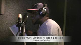 Stupid Fruity LoudPak Recording Session D Dash Bo ft Shawty Lo and Reeseman Kackalack