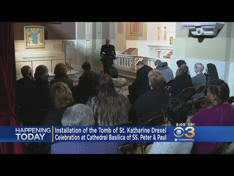 Archdiocese Of Philadelphia To Dedicate Tomb Of St. Katharine Drexel