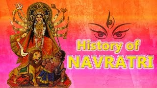History of Navratri | Story of Navratri and Durga Puja in Hindu Religion | नवरात्रि | दुर्गा पूजा
