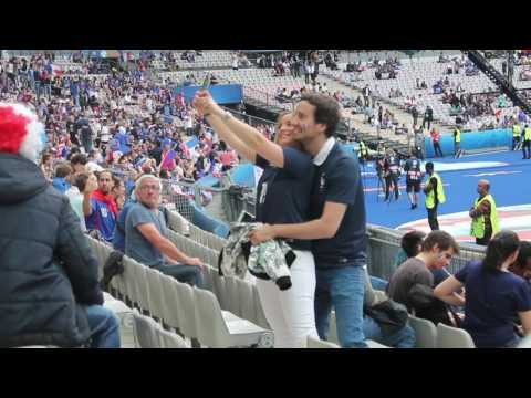 Behind The Scenes Euro 2016 Opening Ceremony