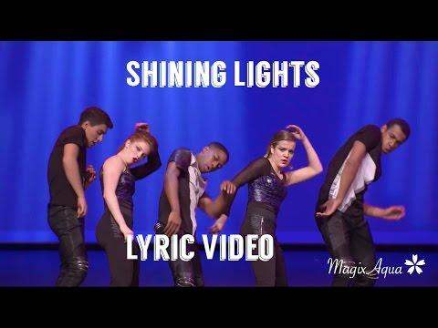 The Next Step Shining Lights Lyric Video YouTube