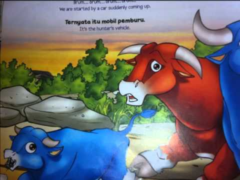 """The story for children """"Baba Buffalo """" by Indy"""