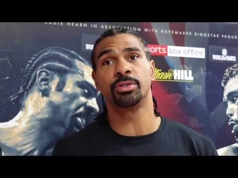 DAVID HAYE REACTS TO WILDER '50 MILLION' JOSHUA OFFER, & BELLEW 'WOULD ARGUE WITH HIMSELF IN MIRROR'