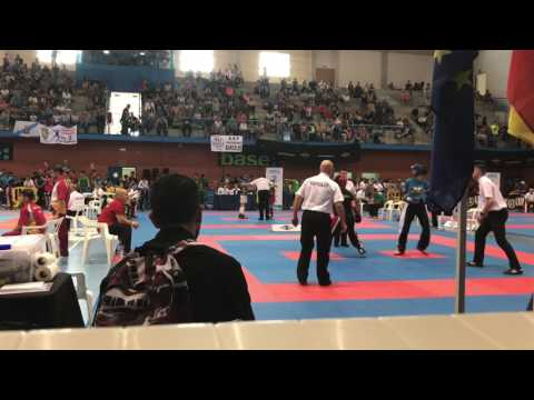 Semifinal 2 - Campeonato De España Tatami Sport - Pointfight -65kg Canarias vs Murcia
