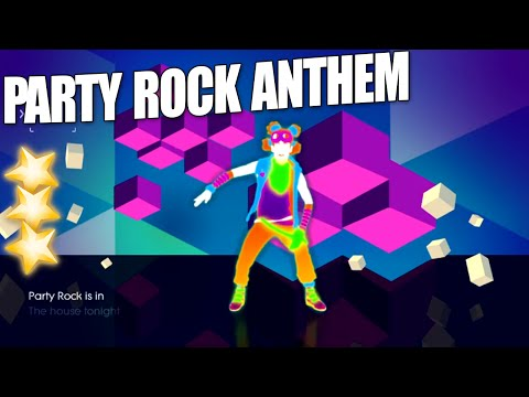 🌟Party Rock Anthem  LMFAO ft Lauren Bennett And GoonRock  just dance 3  So Cool !🌟