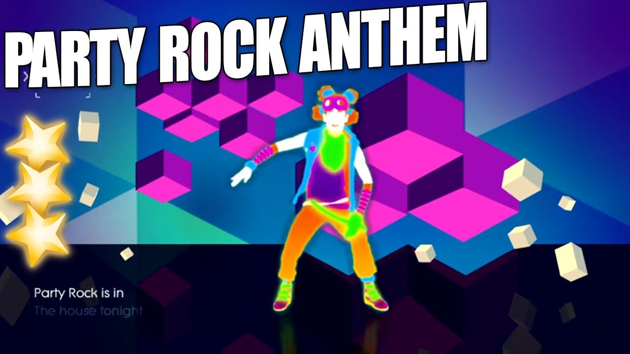 Download 🌟Party Rock Anthem - LMFAO ft Lauren Bennett And GoonRock - just dance 3   So Cool !🌟