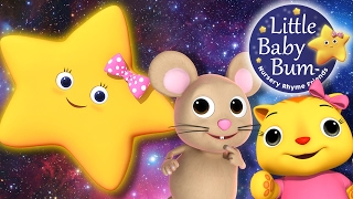 Twinkle Twinkle Little Star | Part 5 | Nursery Rhymes | Original Version By LittleBabyBum!