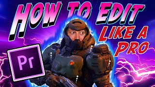 How To Edit Fuฑny Gaming Videos For Complete Beginners In 2020/2021 (Premiere Pro Tutorial)