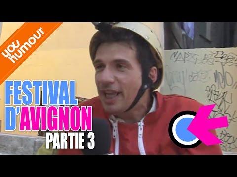 Festival d'Avignon, le documentaire - partie 3