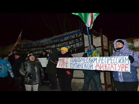 В Киеве россияне