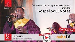 Ökumenischer Gospel-Gottesdienst mit den Gospel Soul Notes | #Jazz & more Idar-Oberstein
