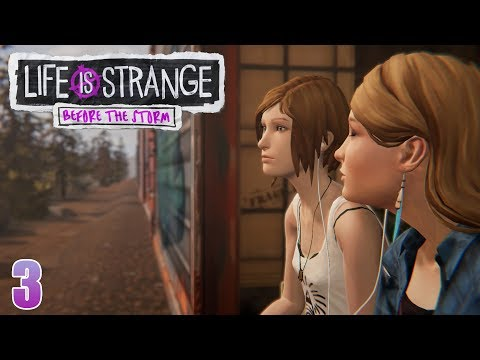 LOVE INTEREST - Life Is Strange Before The Storm: Part 3