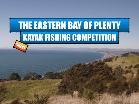 The 2019 EBOP Kayak Fishing Competition