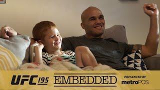 UFC 195 Embedded: Vlog Series - Episode 1