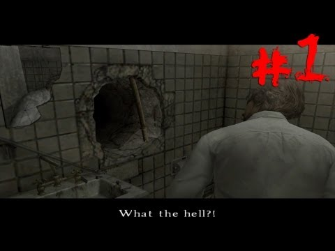 Let's Play Silent Hill 4: The Room [Blind] Part 1: Cutscene City