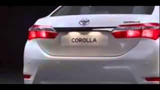 ►2014 NEW Toyota Corolla  2014 Side Crash Test  NHTSA High Speed Cam  CrashNet1 2014