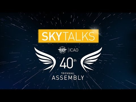 A40 SkyTalks: Introduction to the ICAO Training Portfolio