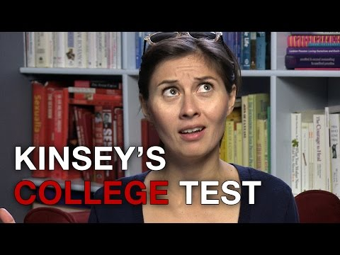 Kinsey's College Test