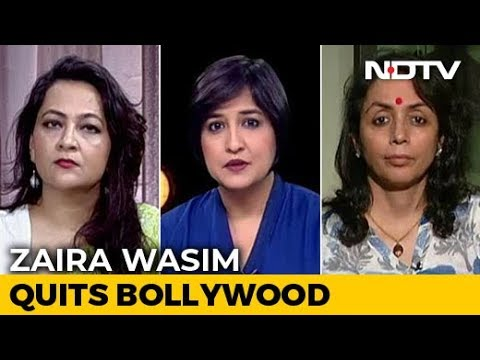 'Dangal' Star Zaira Wasim Quits Bollywood Mp3