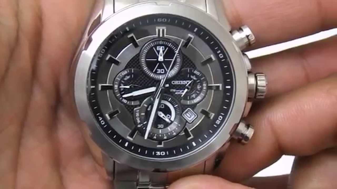 b28f0ecac2992 Relógio Masculino Orient Mbssc047 P1px - YouTube