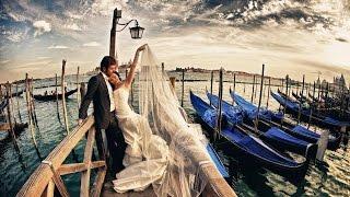 Англо-русская свадьба в Венеции Карины и Флориана