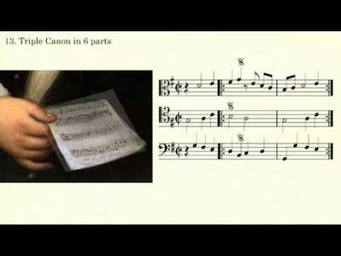 BWV 1087 - 14 Canons