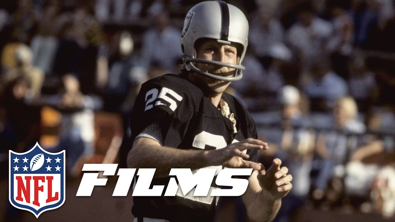 94ce923c #3 Fred Biletnikoff | Top 10 Raiders All Time | NFL Films
