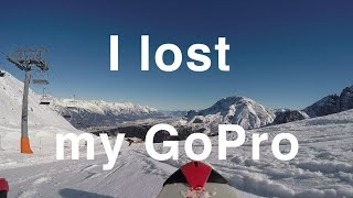 Lost my GoPro