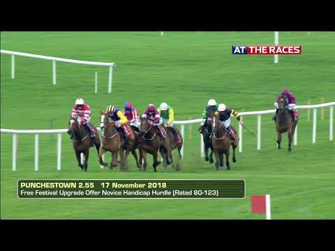 Punchestown Highlights 17th November 2018