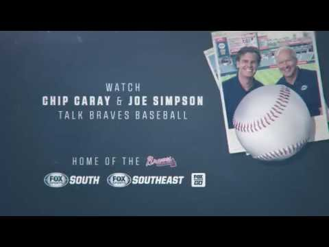 Joe Simpson tells the tale of the first time he met Chip Caray