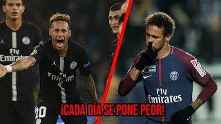 Neymar se sigue volviendo LOCO y humilla a este crack del PSG en altercado