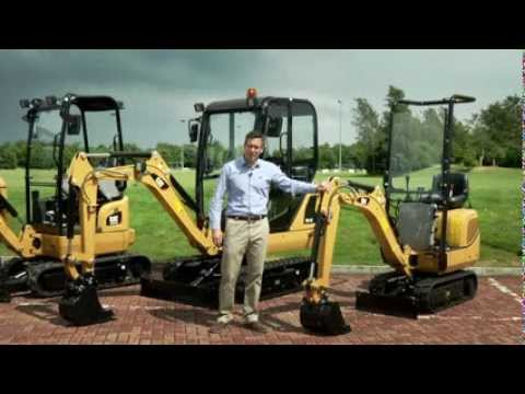 Cat Mini Excavators for Sale and Rent - New and Used | Alban Cat