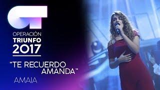 Play Te Recuerdo Amanda (1)