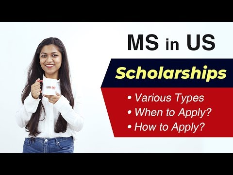 MS in US: Scholarships | Are you eligible for a masters scholarship?