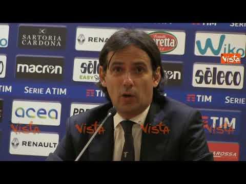 Lazio-Bologna, Inzaghi: campo in condizioni pessime, dopo il rugby giochiamo sempre noi
