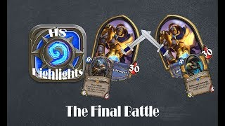 Hearthstone Highlights: The Final Battle of the Even Army