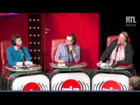 Dany Boon et Jeanfi Janssens : deux ch'tis aux Grosses Têtes ! - RTL - RTL