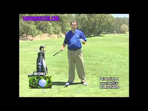 GaryMonisteri Golf Tips: Irons
